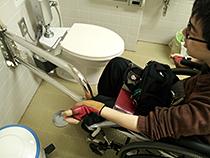住宅改修、トイレ