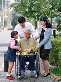 家族介護慰労金