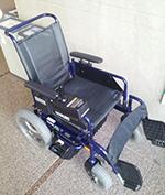 障害者控除、電動車椅子