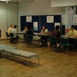 医療福祉のお仕事体験(西野学園で学べる9つの職業をミニ体験!)