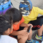 児童養護施設への慰問